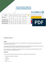 Caso Clinico -Ficha de Seguimiento farmacologico