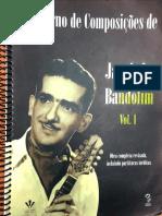 Caderno de composições de Jacob do bandolim