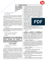 Reglamento de Infracciones y Sanciones de SUNEDU