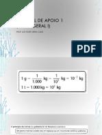 Material de Apoio 1 - Fisica 1