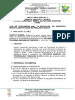 Plan de Contingencia Encuentro MPAL 2017