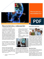 Neurociencia y educacion