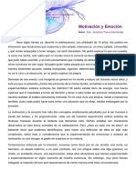Motivación y Emoción Versión Web