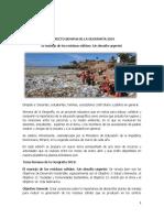 Informaciones SDG 2019