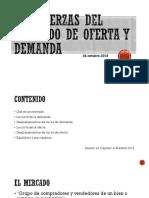 Clase 2 Las Fuerzas Del Mercado de Oferta y Demanda