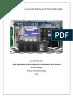4B Saldombide Software en Cursos de Química