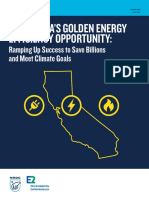 CA Energy Efficiency Opportunity Report