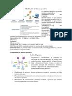 Clasificación Del Sistema Operativo