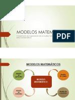 B1P1 Tema 1.6 Modelos matemáticos (1)