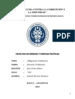 Obligacion Tributaria_Derecho Tributario