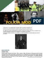 Tarea Policia Moderna