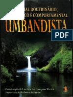 Saraceni - Manual Doutrinário, Ritualístico e Comportamental Umbandista