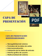 11. Capa de Presentacion