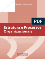 Estrutura e Processos Organizacionais