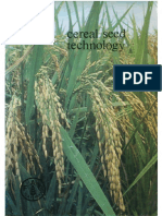 Cereal Seed Technology