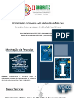 Cultura e Livros didáticos PNLD