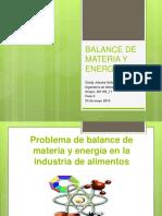 Diapositivas Balance de Materia