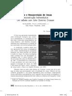 Morte e ressurreição de Jesus Cristo