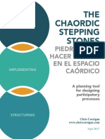 Chaordic Stepping Stones Spanish