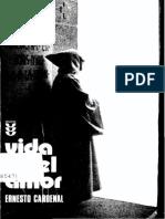 Ernesto Cardenal - 1987 - Vida en El Amor