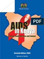 ••AIDS in Kenya-Final••