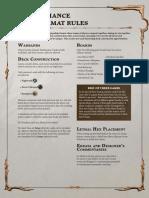 Warhammer Underworlds Alliance Format