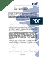 Edital Concurso Colinas Do Tocantins