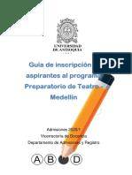 Guia inscripcion UdeA 2020