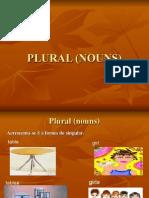 Inglês PPT - Integral - Plural Nouns I