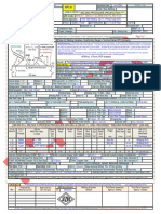 PDF NCP X-Form WSX03 HDG Zinc-Coated-Steel WPS AWS-D11-D190-72 Pre-prepared-Template