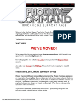 Phoenix Command - Miniature Rules Modern Warfare - Complete Unofficial Resources(552Pages).pdf