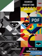 Diario argentino - Witold Gombrowicz.pdf