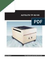 UG Autolith TP85-105