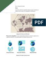 Proyecciones Cartográficas y Forma de La Tierra