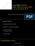 Court Structure and Laws Intro