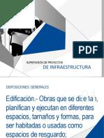 Supervision de Proyectos de Infraestructura