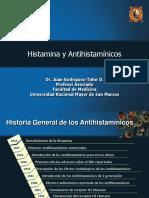 22. Antihistamínicos y Péptidos Vasoactivos (1)