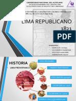 Lima Republicano