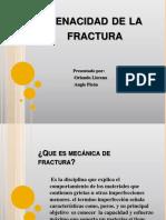 Tenacidad de La Fractura-GRUPO BD