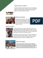 10 Danzas y Bailes de Guate