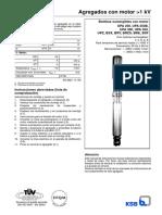 UPA - 3400.87!1!30 Instrucciones de Servicio Mayor a 1 KV