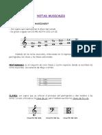 Resumen Lenguaje Musical