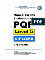AAA Manual for the Evaluation of Diploma Curriculum ROT