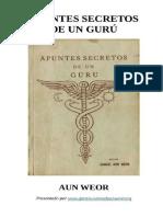 1952 Apuntes Secretos de Un Guru Samael Aun Weor