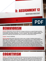 assignment 12 moleskym