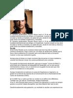 Biografía de Ricardo Arjona