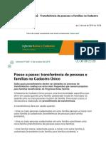 Transferência de pessoas e famílias no Cadastro Único.pdf
