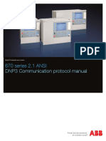 1MRK511348-UUS - En Communication Protocol Manual DNP 670 Series 2.1