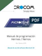 Manual Soft. Configuracion v8 ES