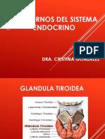 TRASTORNOS ENDOCRINOS